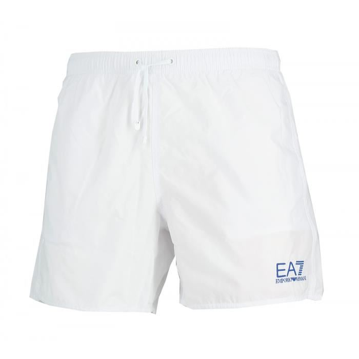 Shorts de bain  Emporio armani 902000 6P726 WHITE 00010