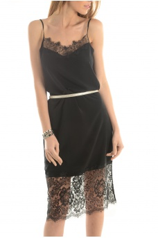 MARQUES ONLY: MARIA S/L LACE DRESS
