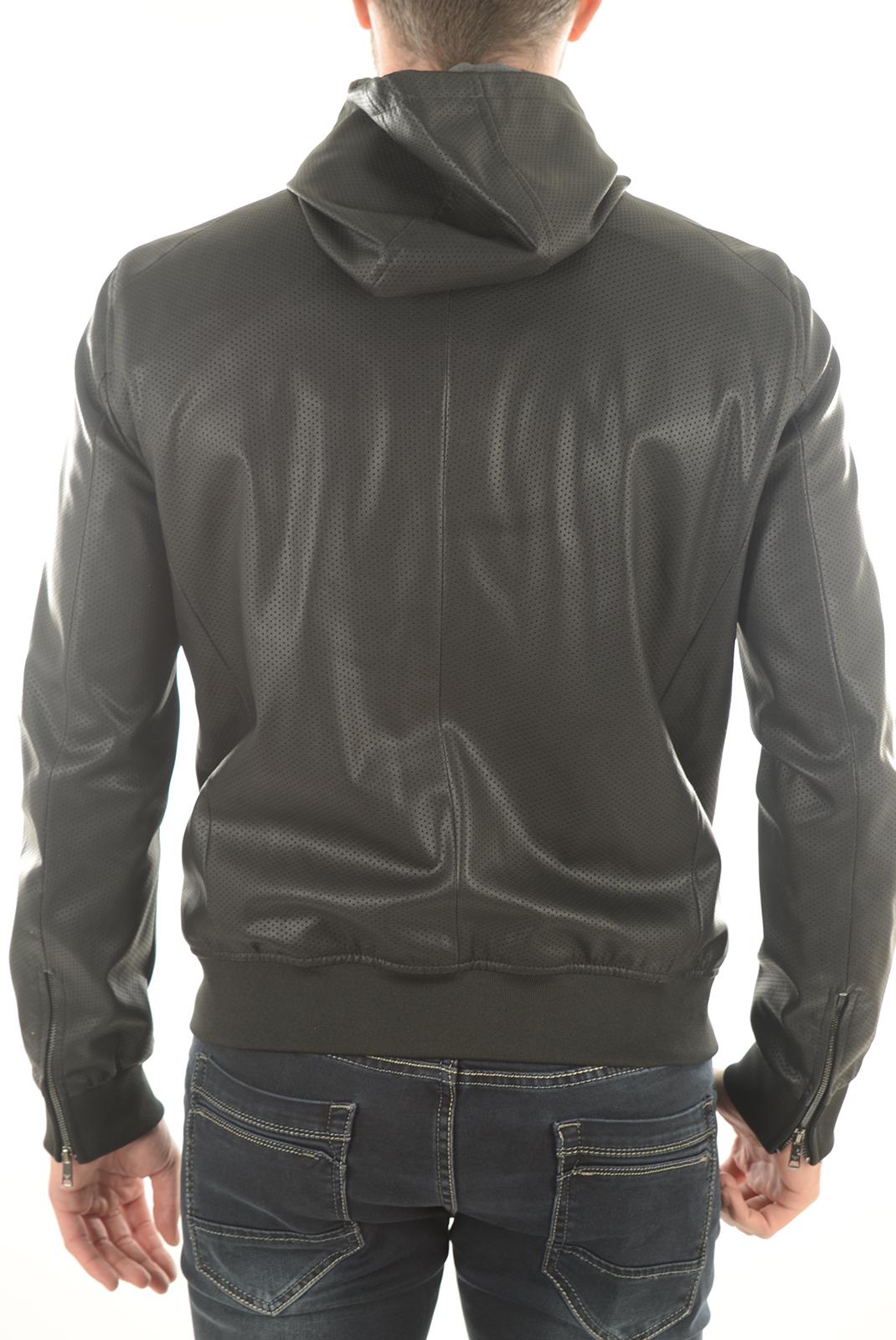 HOMME  Armani jeans C6B62 ER NOIR 12