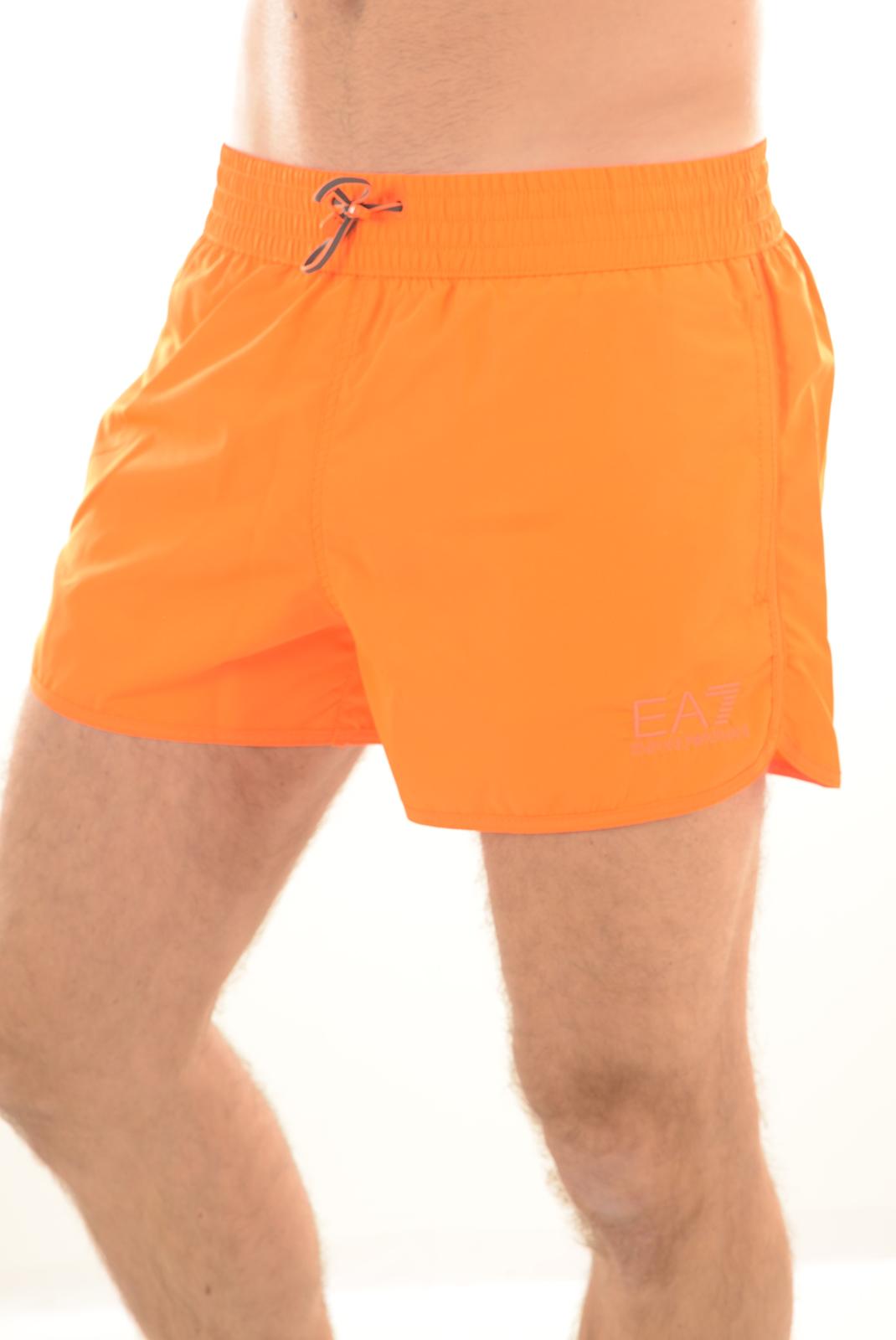 Shorts de bain  Emporio armani 902007 6P740 ORANGE 662
