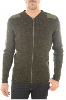 HOMME JACK AND JONES: ZONE KNIT CARDIGAN
