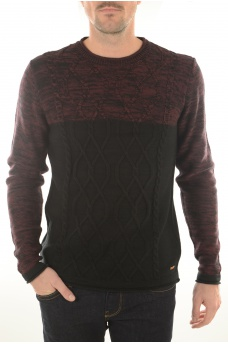 HOMME JACK AND JONES: RADNAN KNIT CREW
