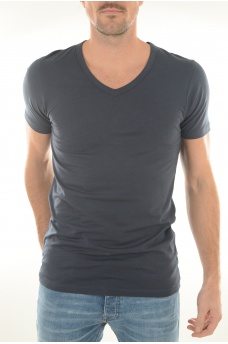 Soldes JACK AND JONES: BASIC V-NECK S/S