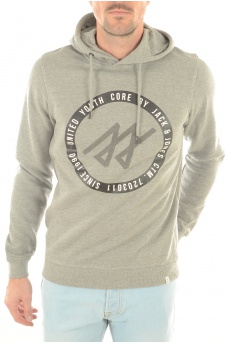 HOMME JACK AND JONES: ALBERT SWEAT HOOD