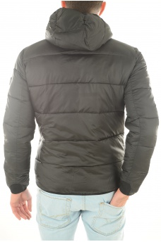 JACK AND JONES: METALIC PUFFER