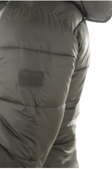 HOMME JACK AND JONES: METALIC PUFFER