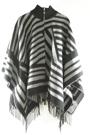 FEMME ONLY: OHARA WEAVED PONCHO