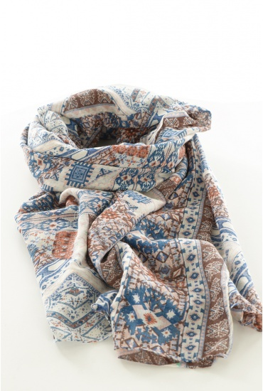MARQUES ONLY: EMINA IKAT SCARF
