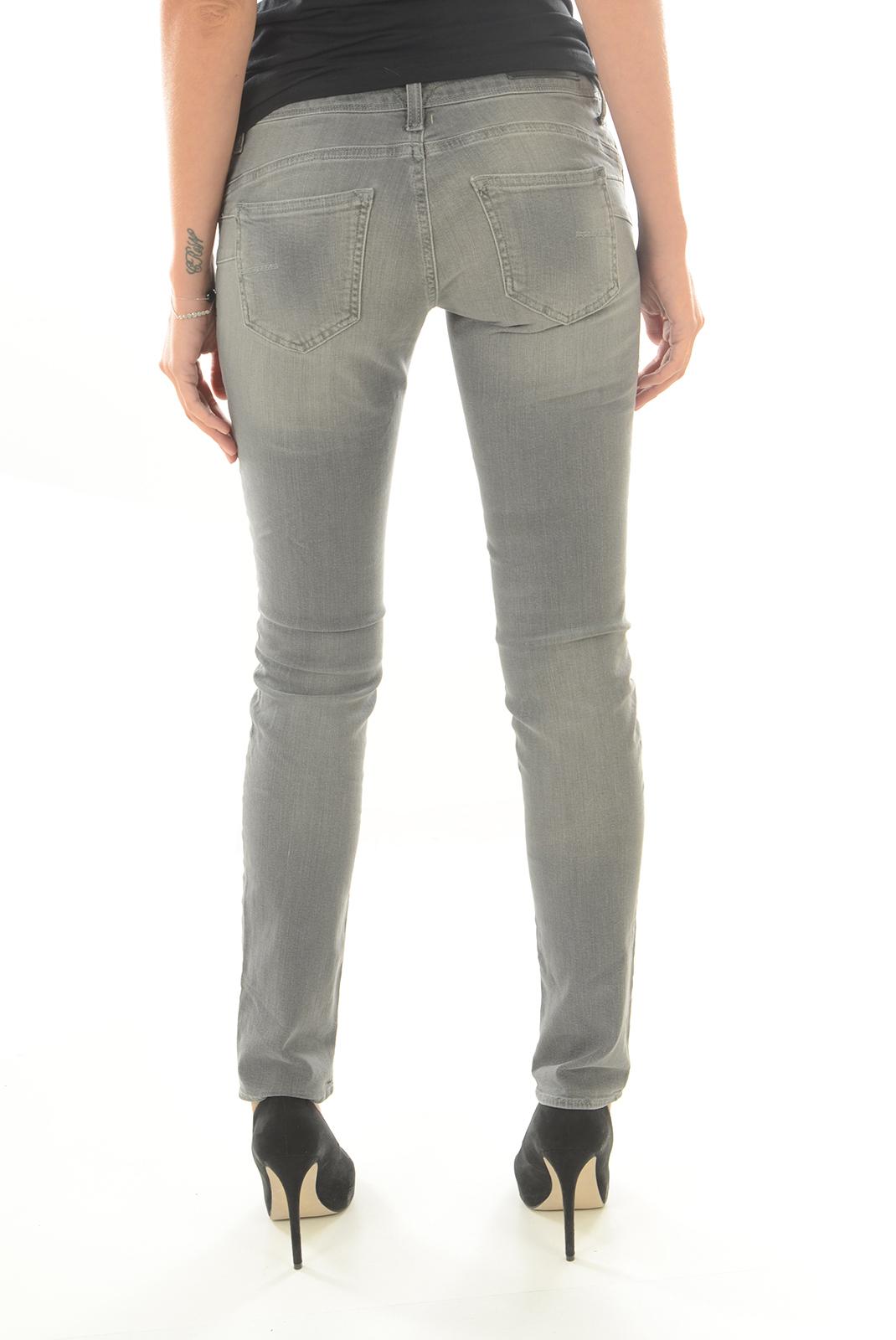 Jeans   Meltin'pot MONIE D1651 UK469 NF14  GRIS