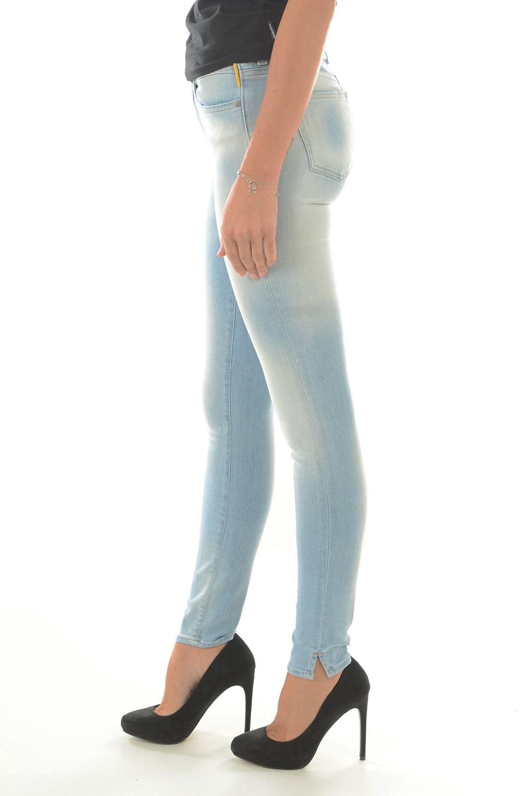Jeans   Meltin'pot MIREA D1669 UK505 BS16  BLEU