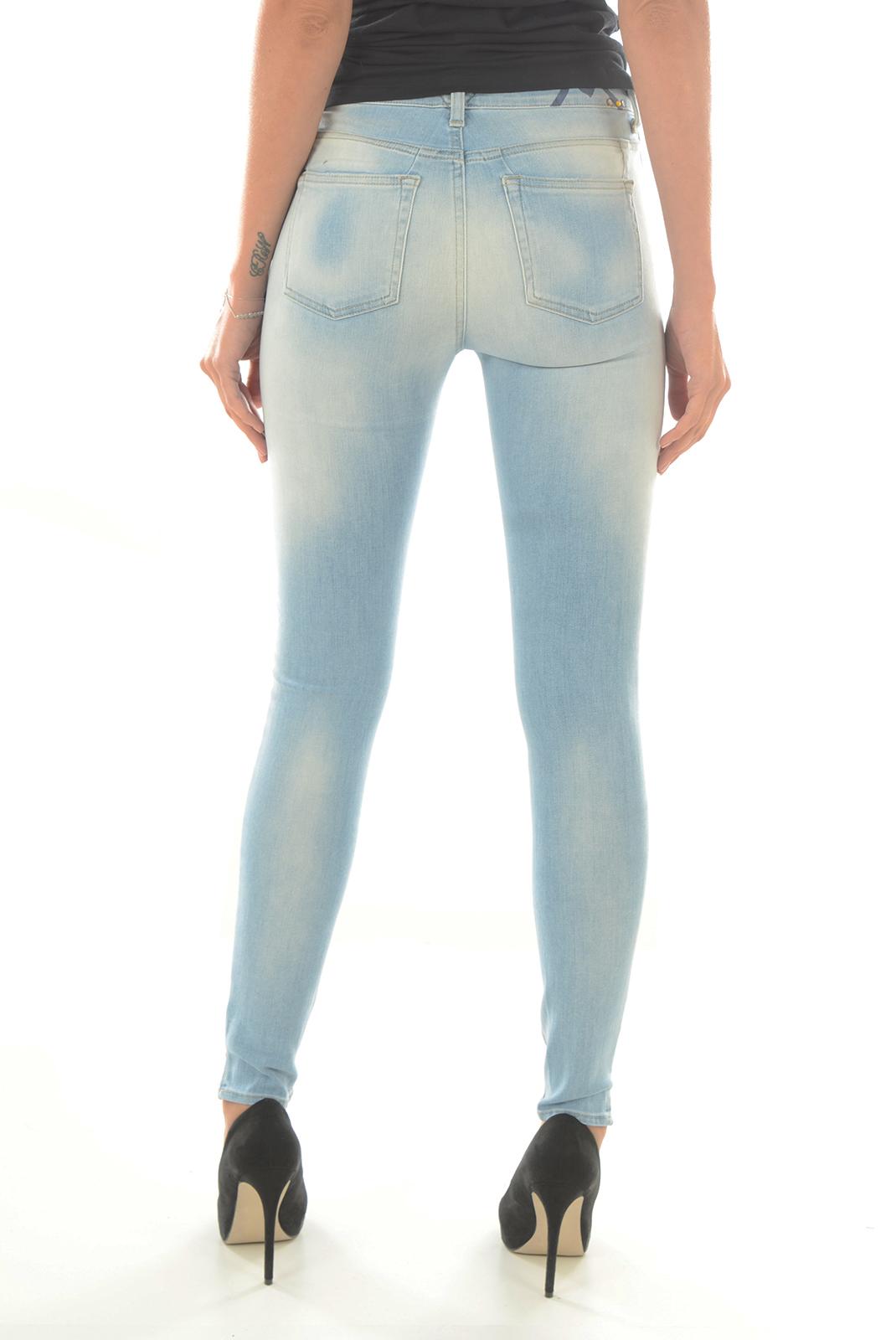 Jeans   Meltin'pot MIREA D1669 UK505 BS16  BLEU