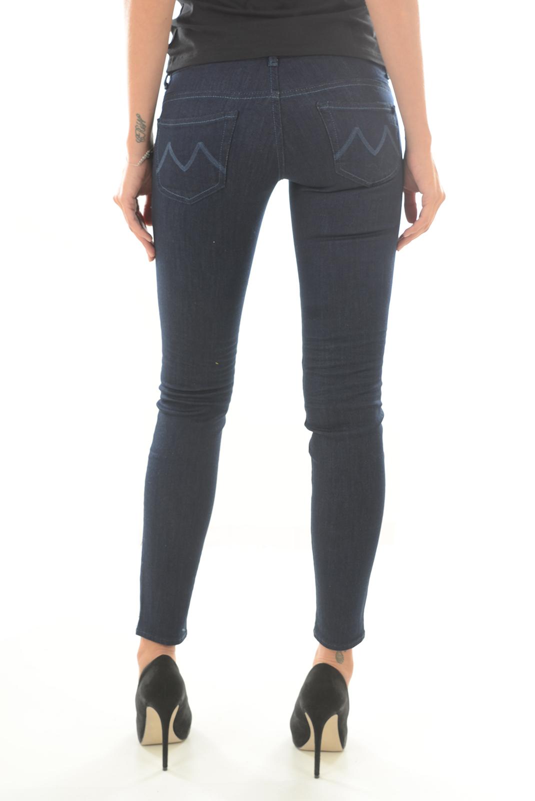 Jeans   Meltin'pot MARYON D1669 RW001 BLEU BS16