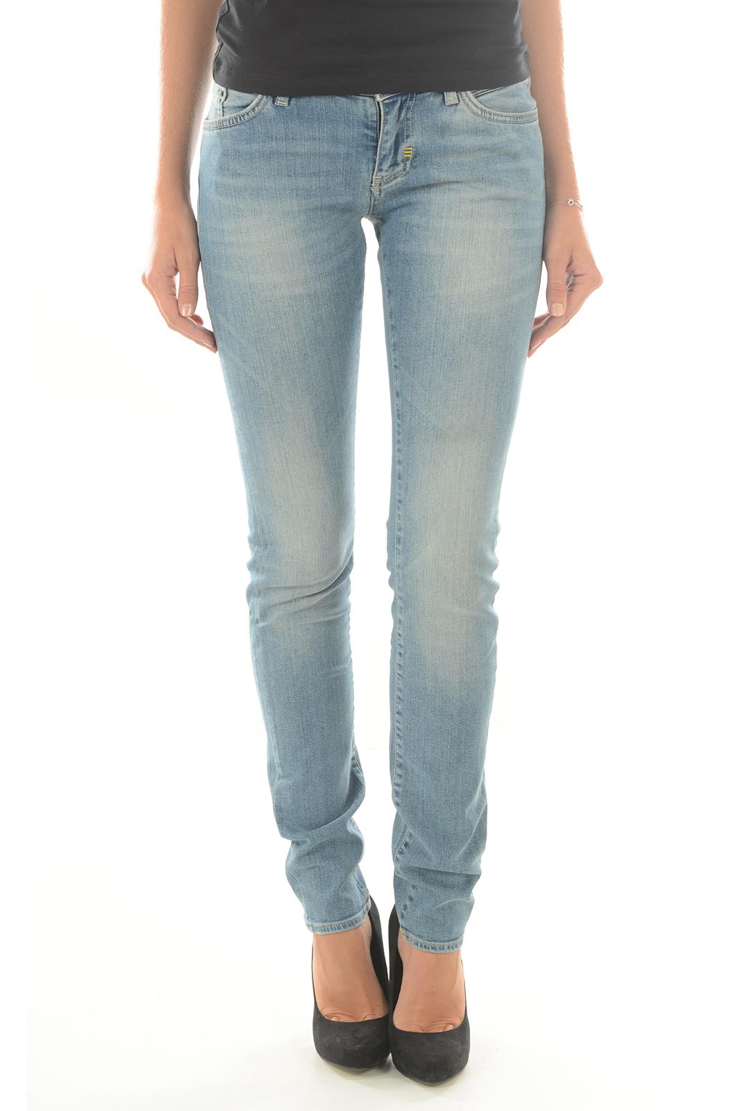 Jeans   Meltin'pot MARYON D1586 UB485 BS15  BLEU