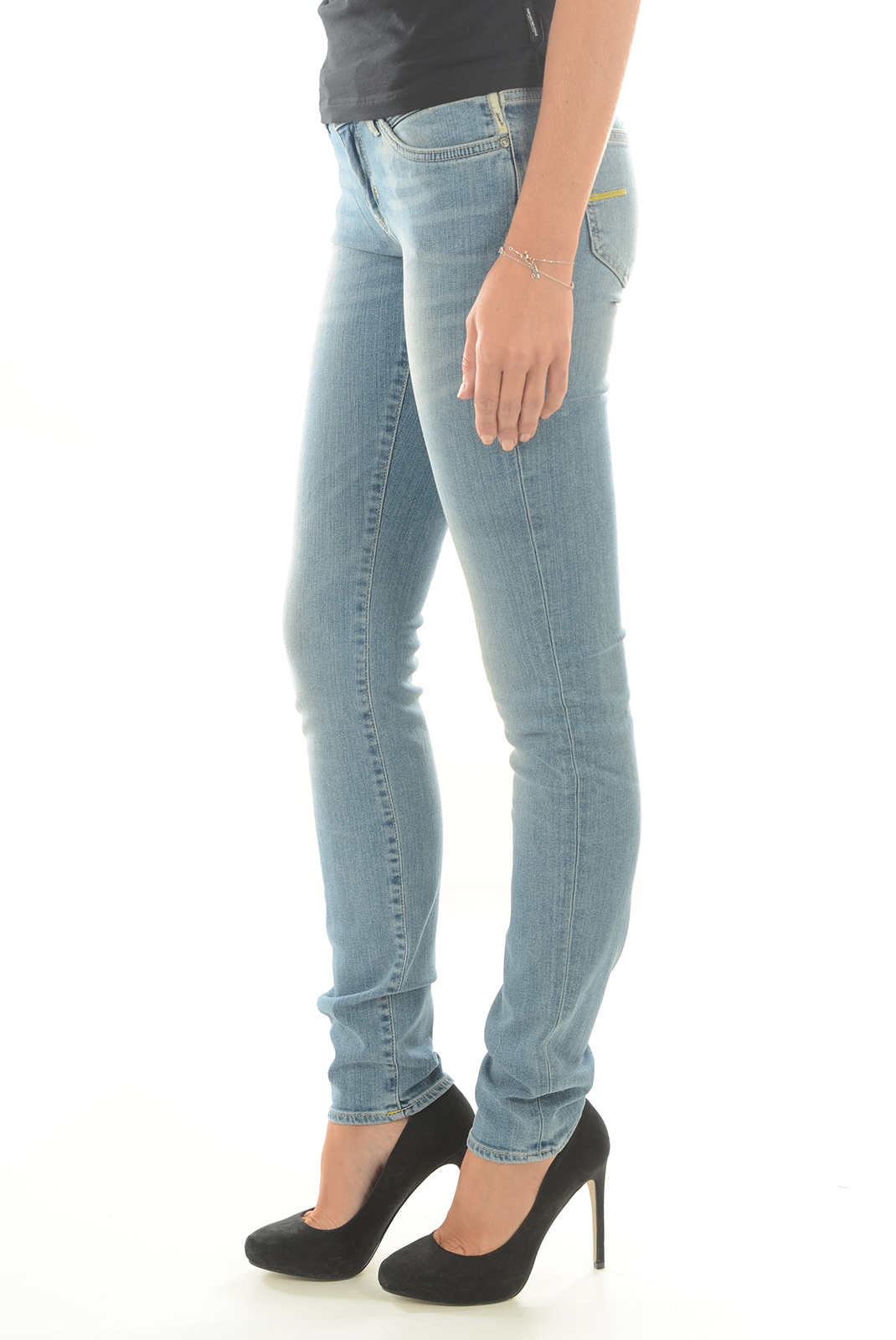 Jeans   Meltin'pot MARCELINE D1586 UB472 BS15 BLEU