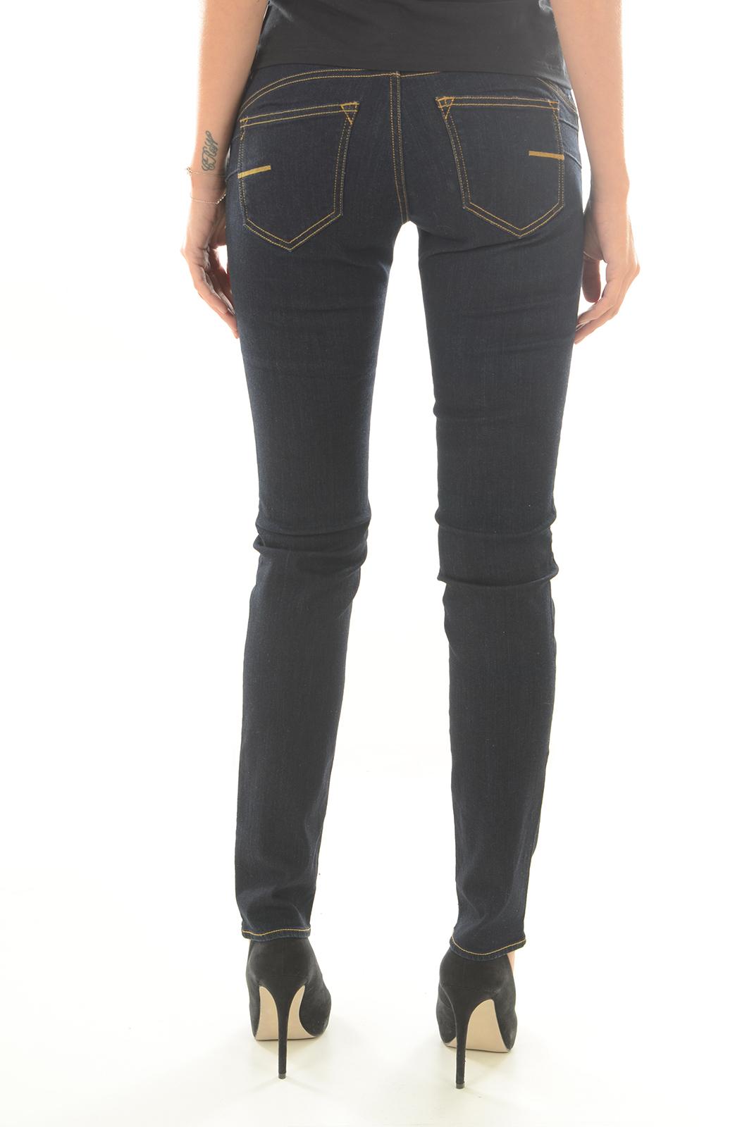 Jeans   Meltin'pot MONIE D1586 RW001 BF14  BLEU