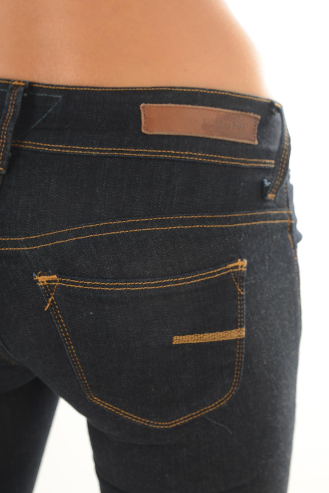 Jeans   Meltin'pot MARYON D1586 RW002 BF14  BLEU