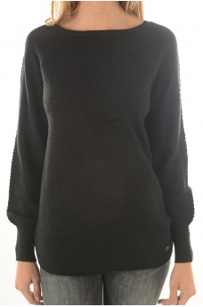 MARQUES ONLY: VIOLA BOATNECK PULLOVER KNT NOOS