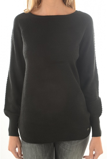 VIOLA BOATNECK PULLOVER KNT NOOS - MARQUES ONLY