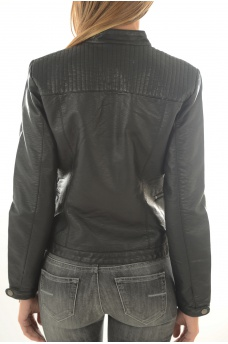 ONLY: WILMA FAUX LEATHER JACKET CC OTW