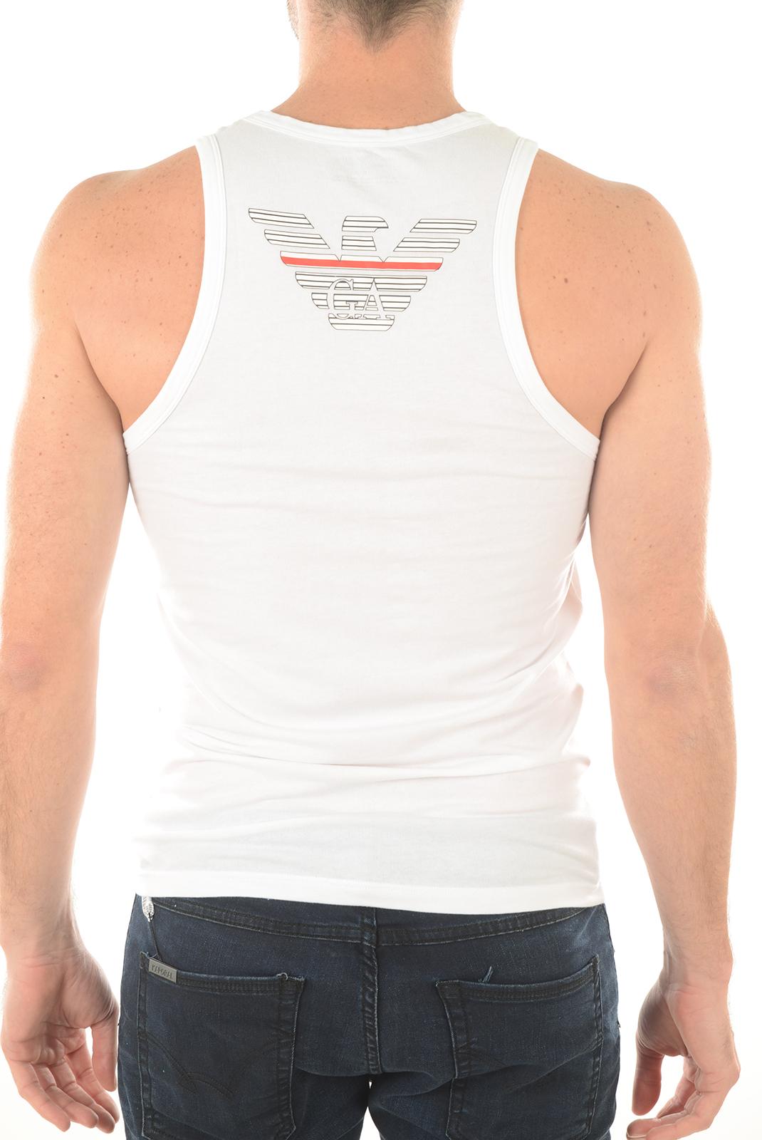 Débardeurs  Emporio armani 110828 6P725 10 blanc