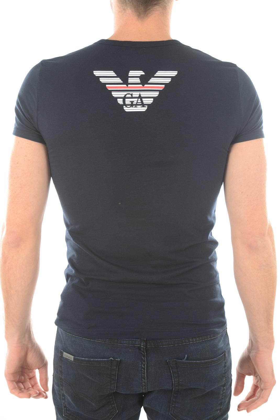 Tee-shirts manches courtes  Emporio armani 110810 6P725 135 marine