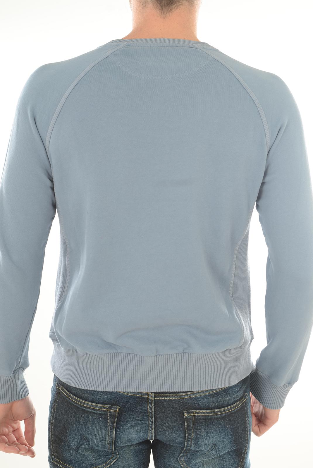 Sweatshirts  Meltin'pot MF014 BL11 BLEU