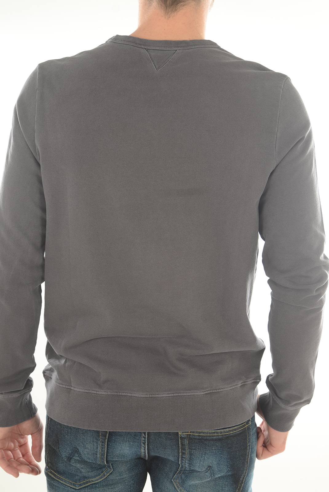 Sweatshirts  Meltin'pot FIDEL001 NE10 GRIS