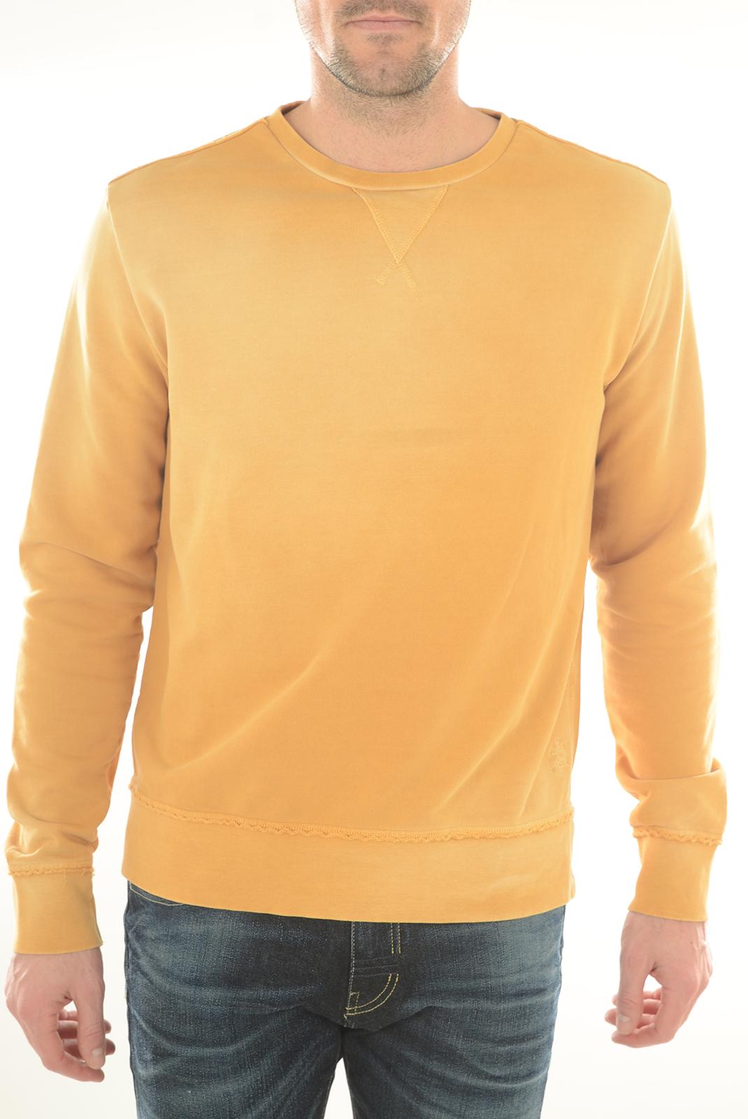 Sweatshirts  Meltin'pot MF031 ON16 JAUNE