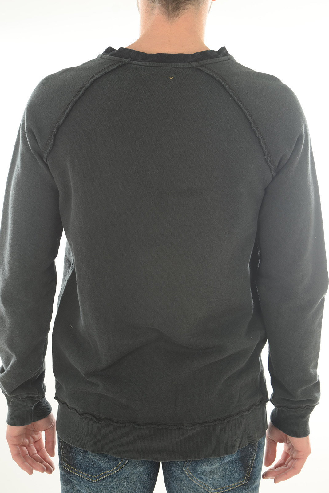 Sweatshirts  Meltin'pot FERGUSON003 NE90 NOIR