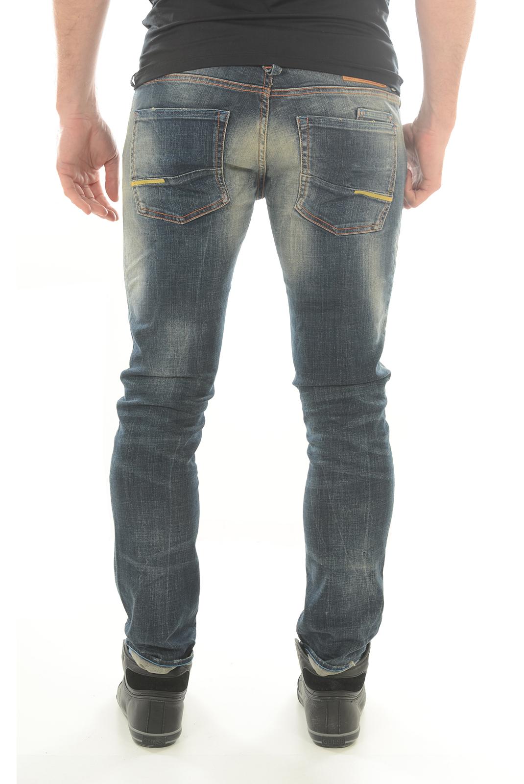 Jeans  Meltin'pot MONTREAU D1577 BD285 BLEU BF15