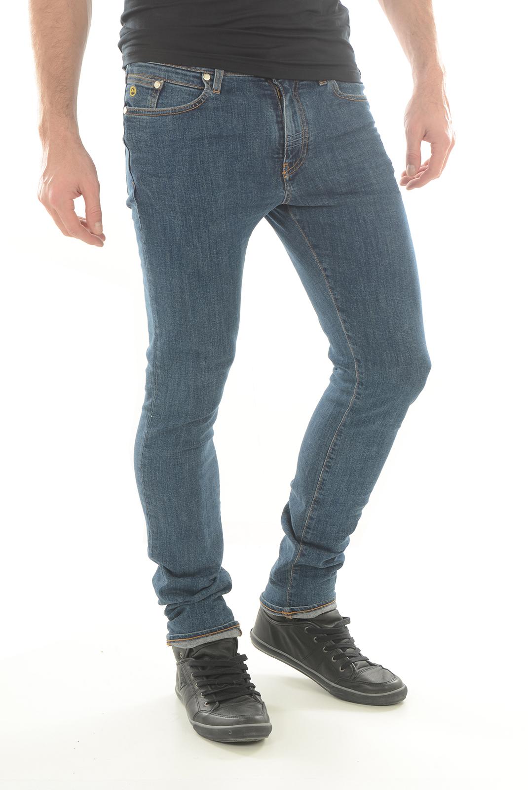 Jeans  Meltin'pot MIK D0114 DH012 BLEU BF15