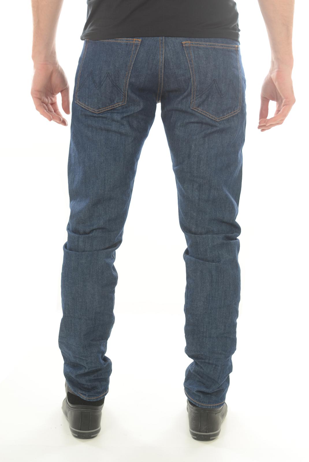 Jeans  Meltin'pot RAY D0112 RK001 BLEU BF15
