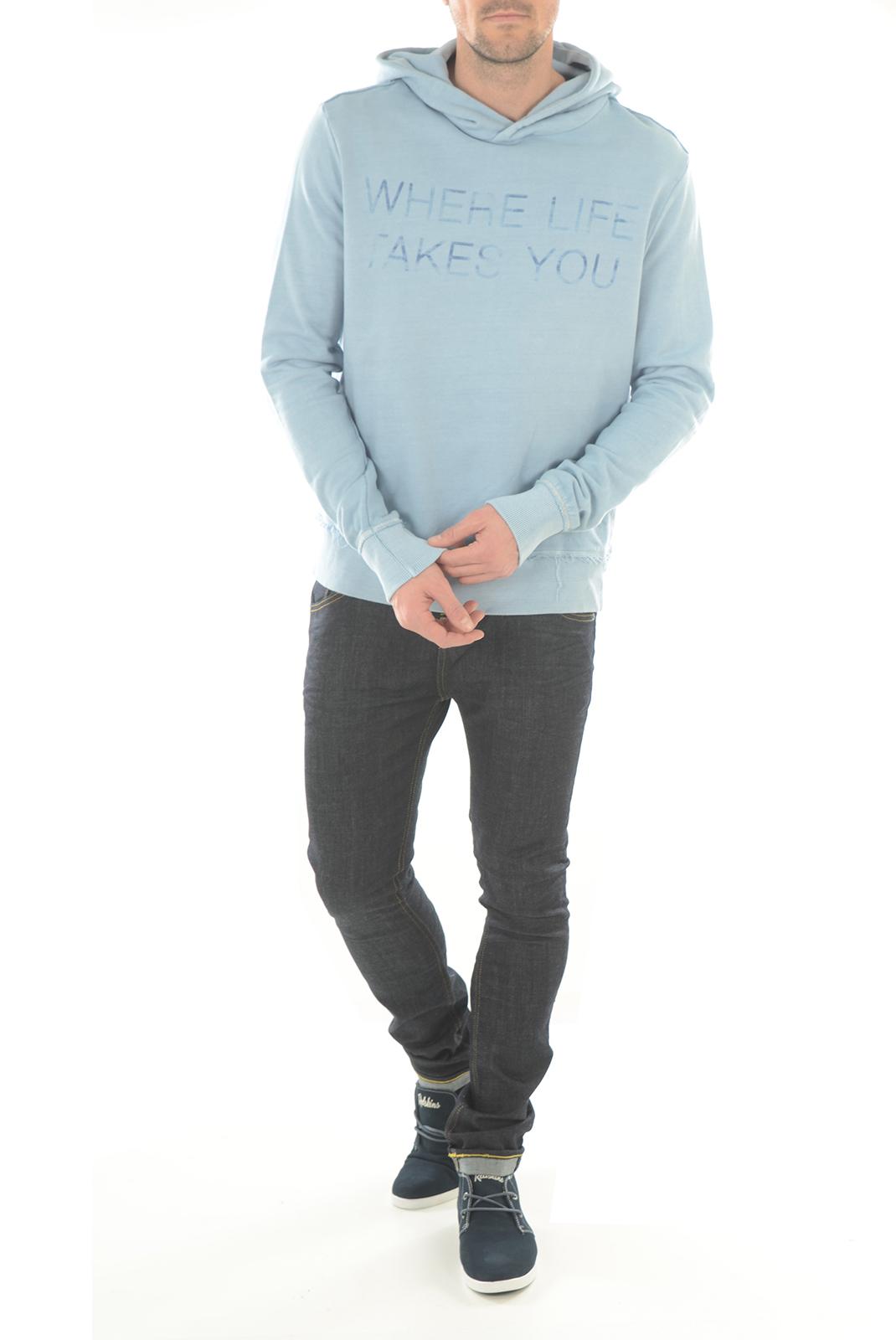 Jeans  Meltin'pot LONE D1577 RK003 BLEU BF15