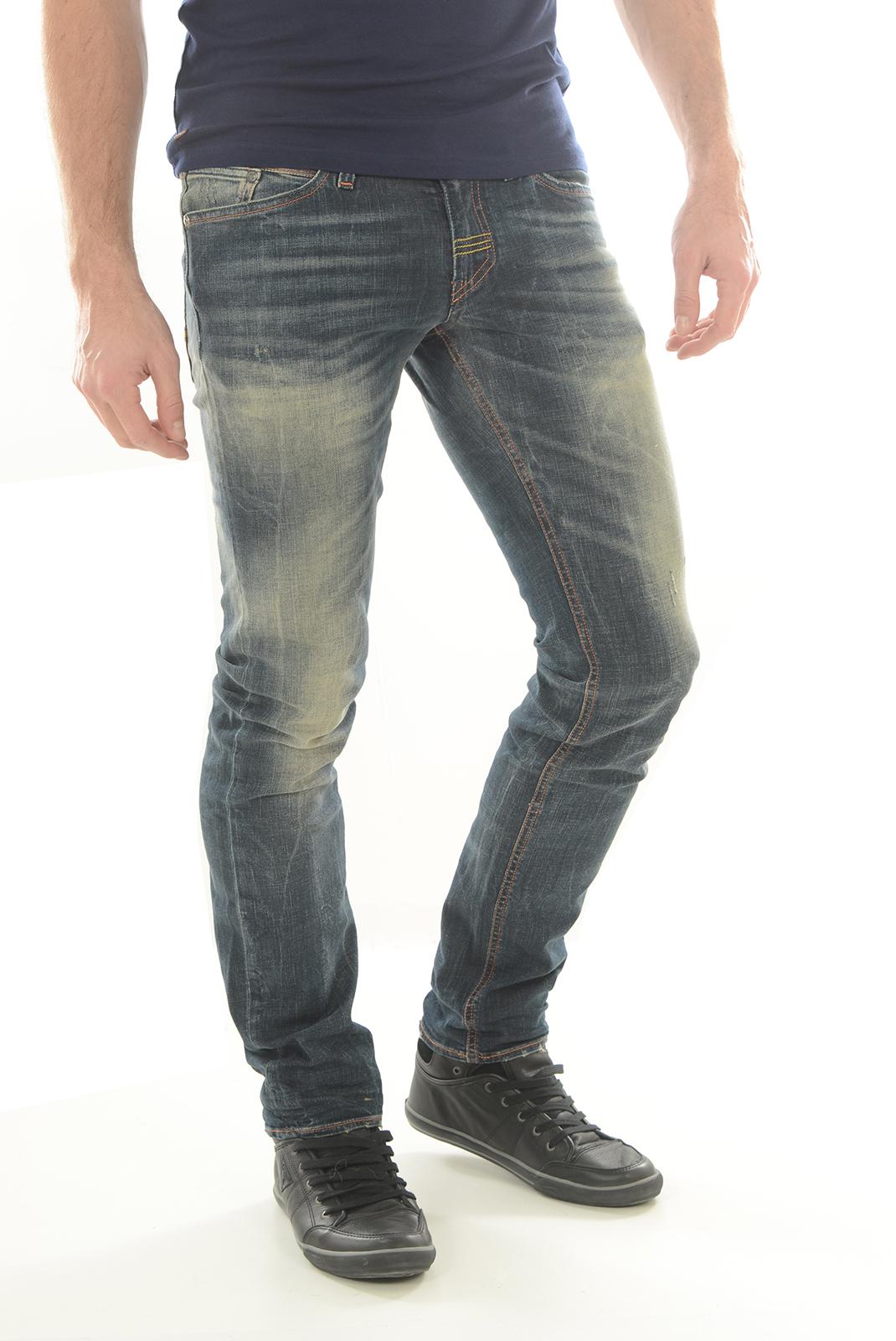 Jeans  Meltin'pot MANER D1577 BD285 BLEU BF15