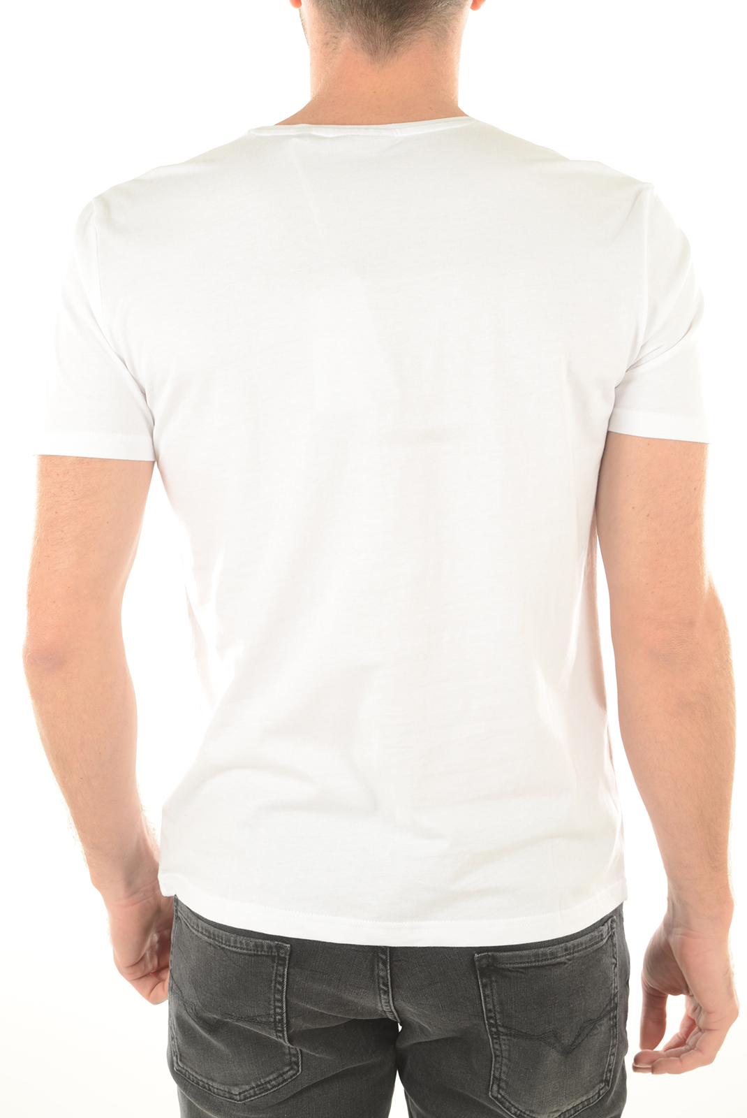 Tee-shirts  Kaporal CEBAZ WHITE