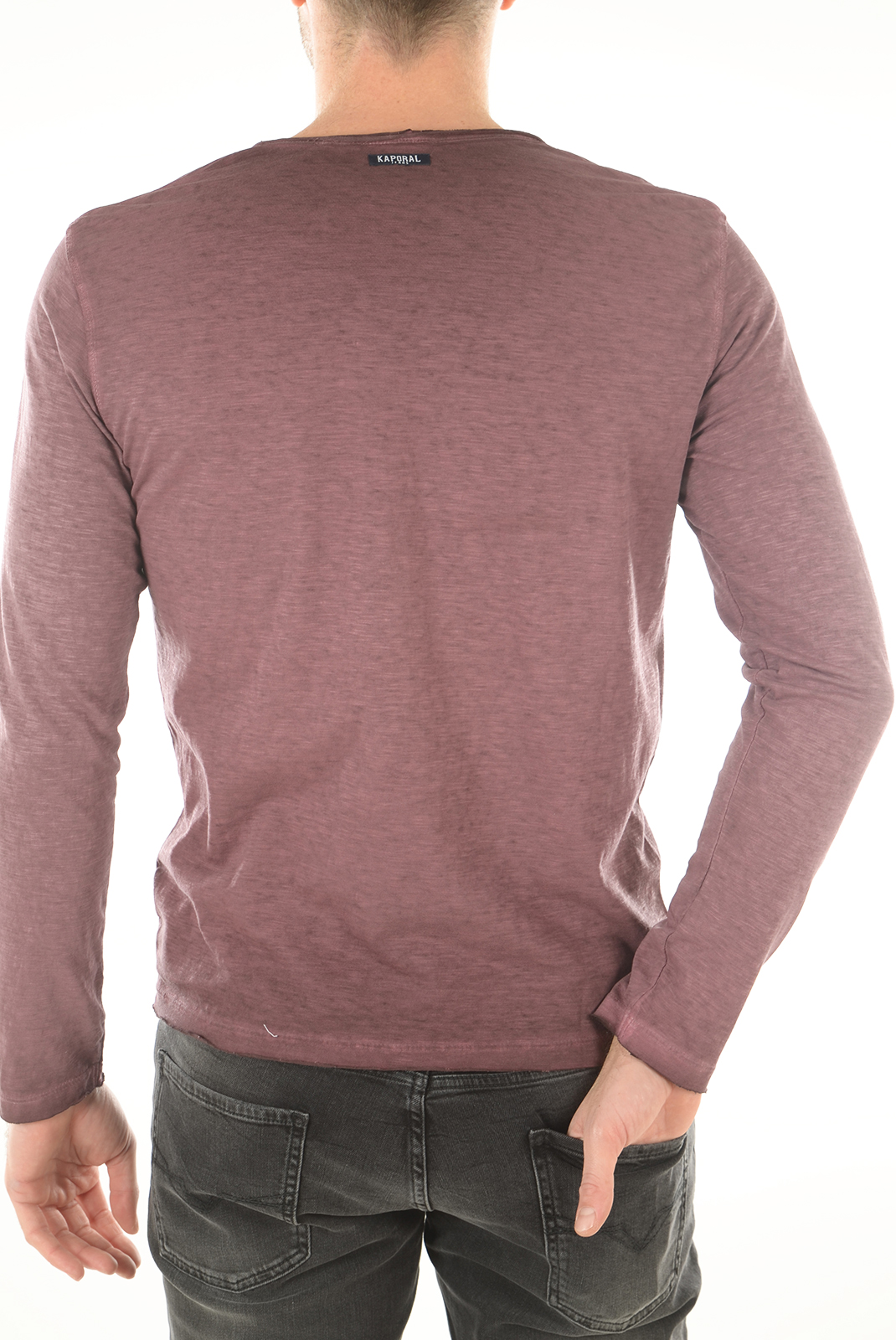 Tee-shirts  Kaporal TING GRAPE