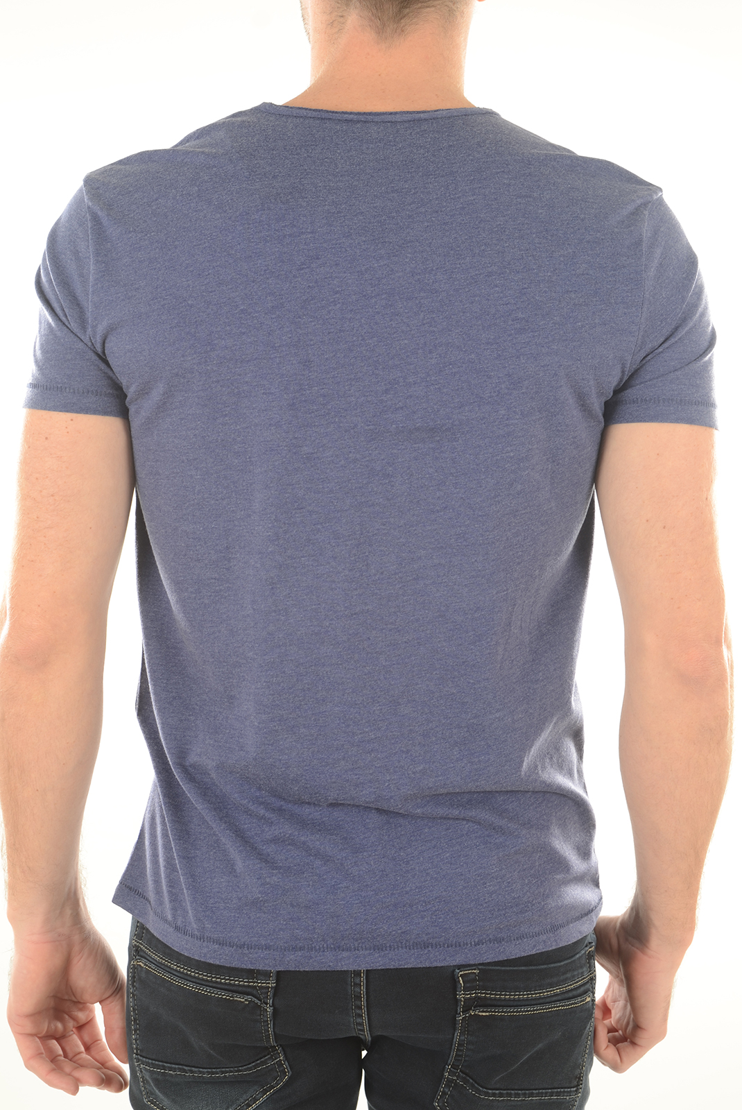 Tee-shirts  Kaporal SALVA E17 PATRIOT
