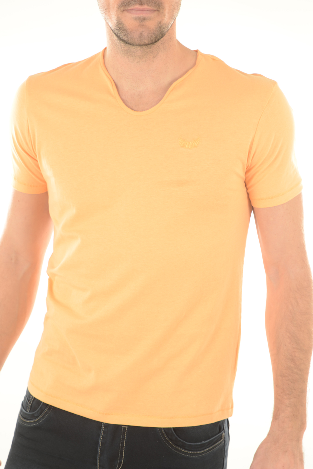 Tee-shirts  Kaporal SALVA PEACH