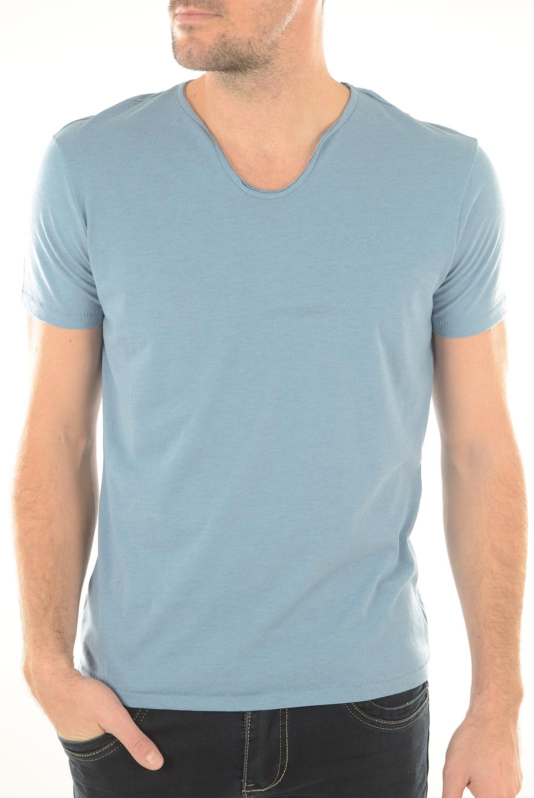 Tee-shirts  Kaporal SALVA E17 JEANS MELANGED