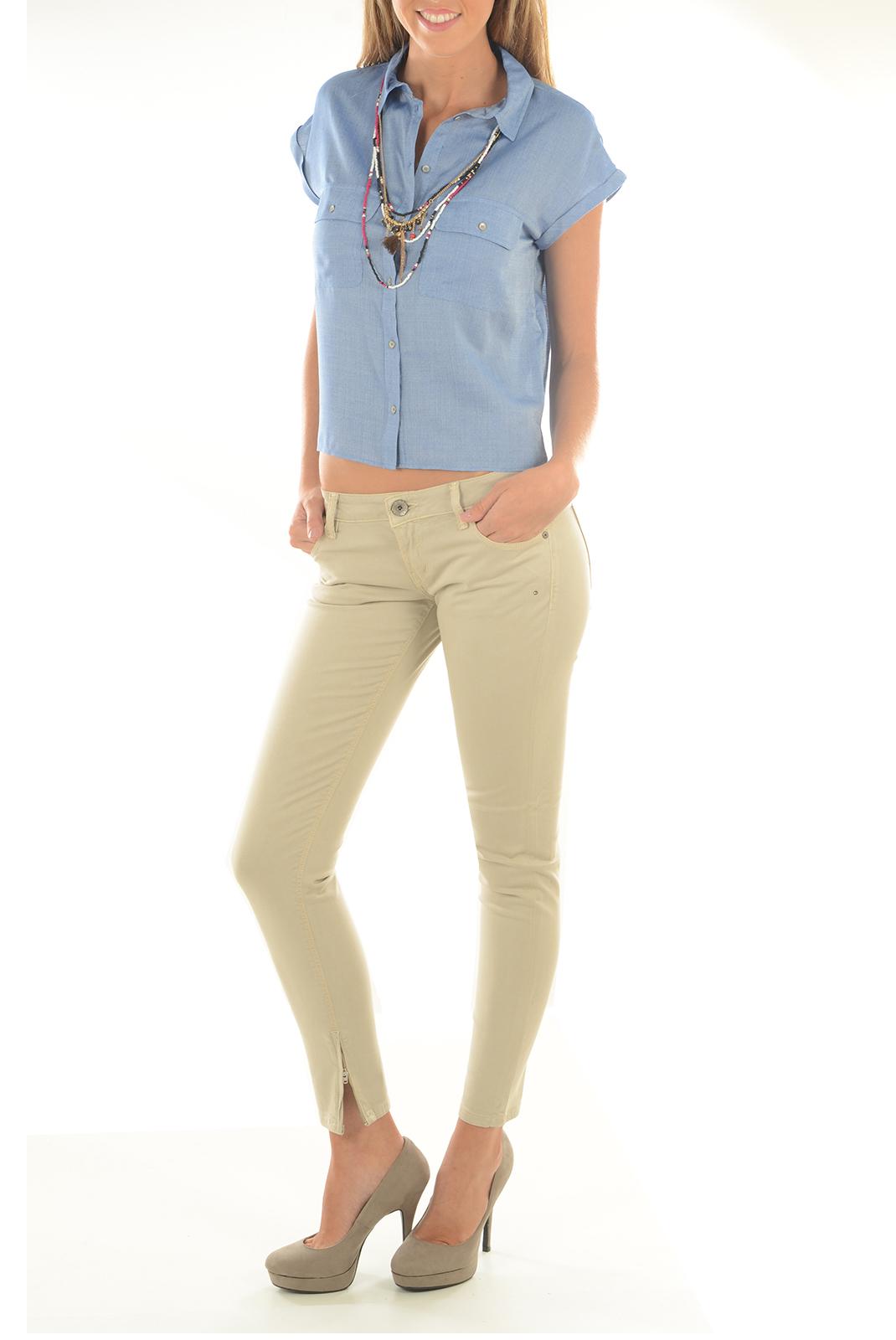 FEMME  Guess jeans W72H59W8CU0 B718 BLEU