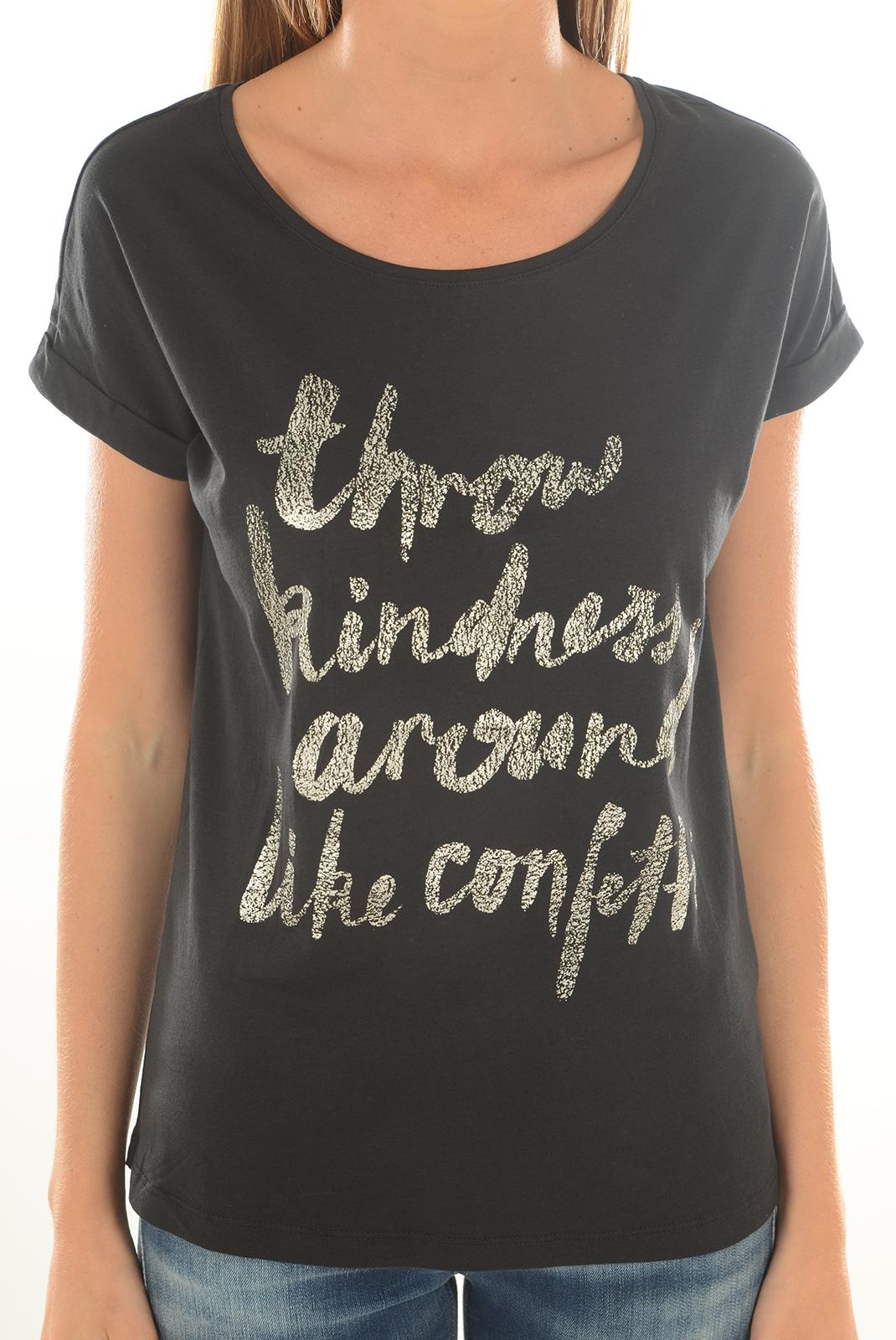 Tops & Tee shirts  Vero moda GOTHIC S/S BLACK