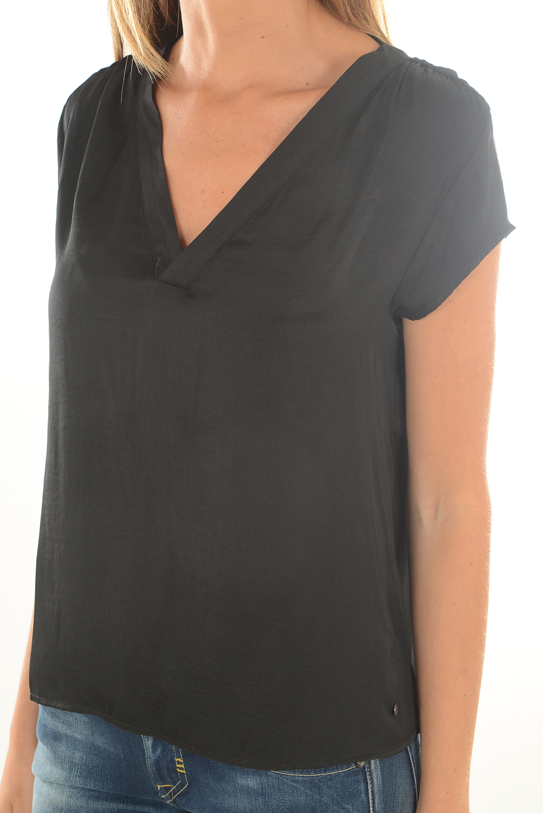 Tops & Tee shirts  Kaporal FLASH BLACK
