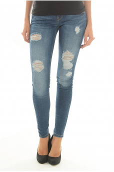ONLY: CORAL SL SK DESK.JEANS CRE8438 NOOS