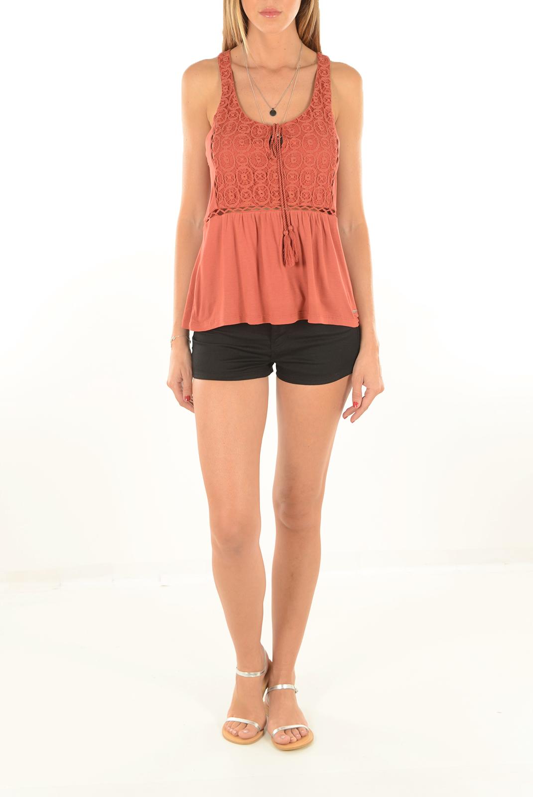 Shorts  Vero moda HOT SEVEN BLACK