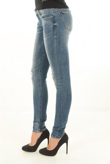 Jeans   GUESS JEANS W72A31D2GG1 BLEU