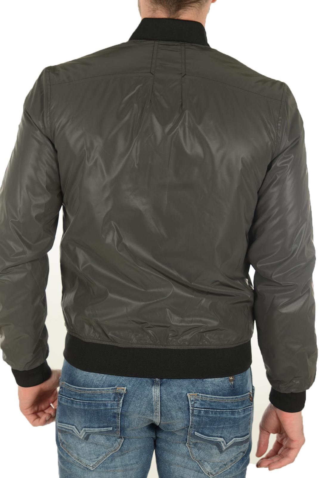 Blousons / doudounes  Guess jeans M64L21 W7WN0 FP05 GRIS