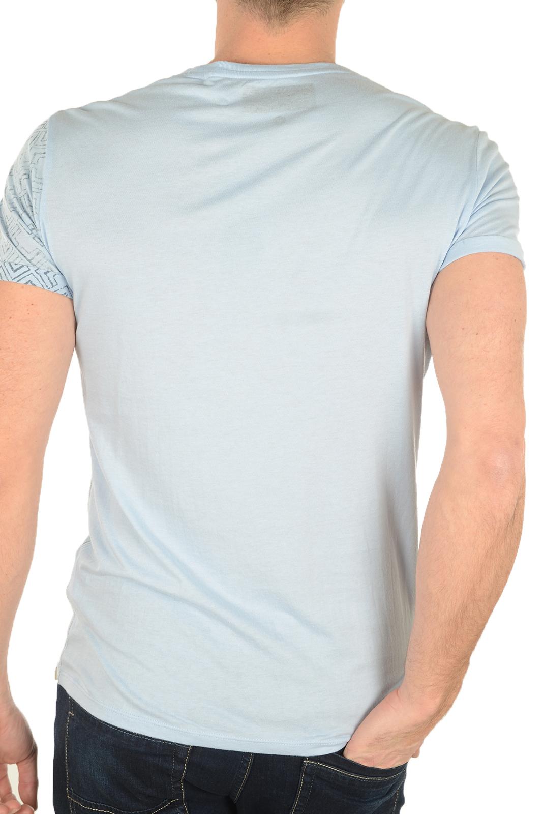 Tee-shirts  Guess jeans M72I53K5J70 B646 CIEL