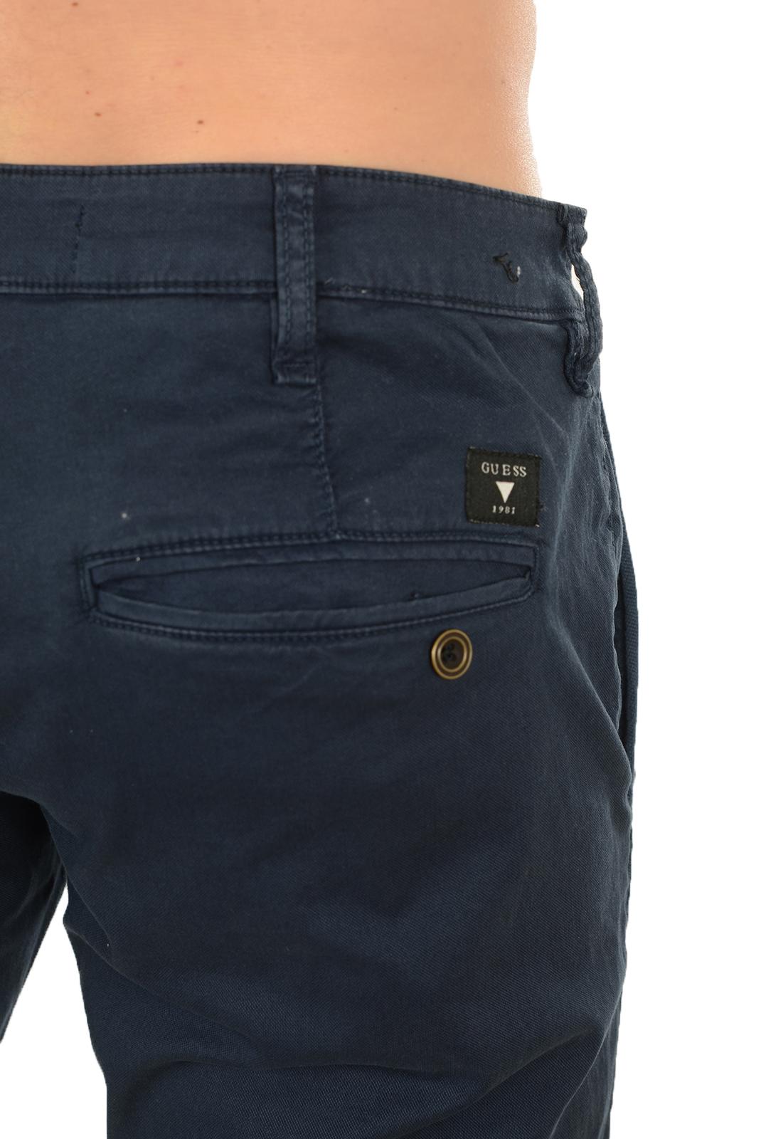 Pantalons  Guess jeans M64B02 W80T0 DANIEL G720 BLUE NAVY