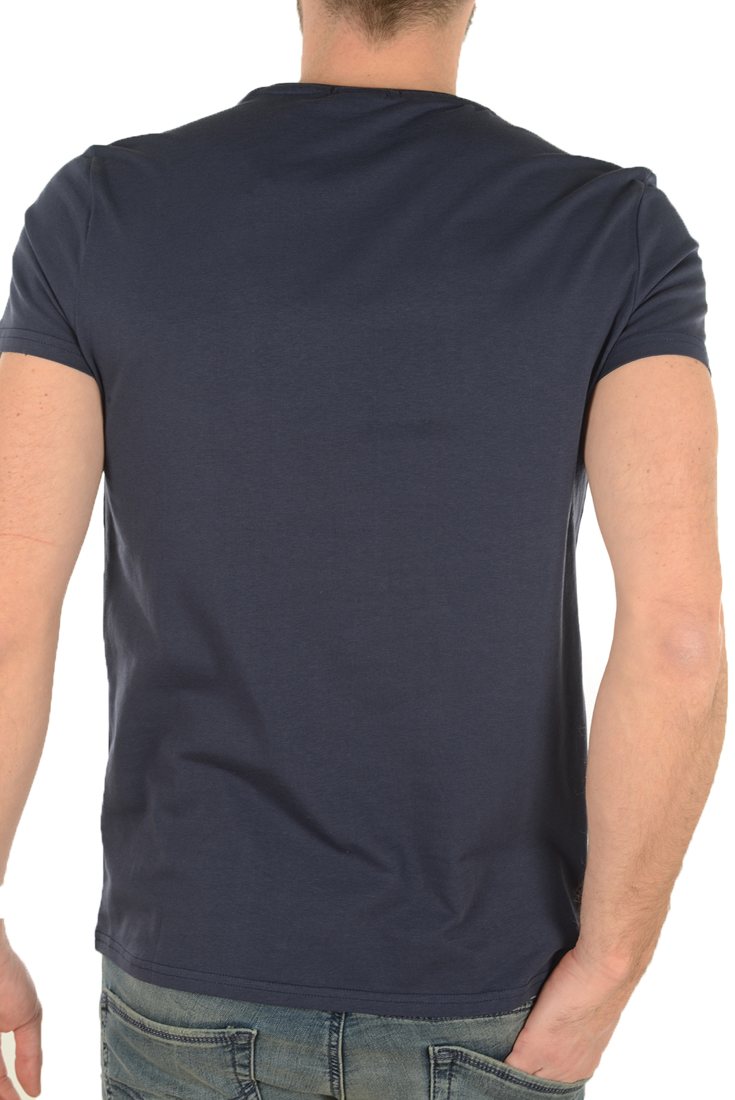 Tee-shirts  Redskins HERACLES CALDER H16 DARK NAVY