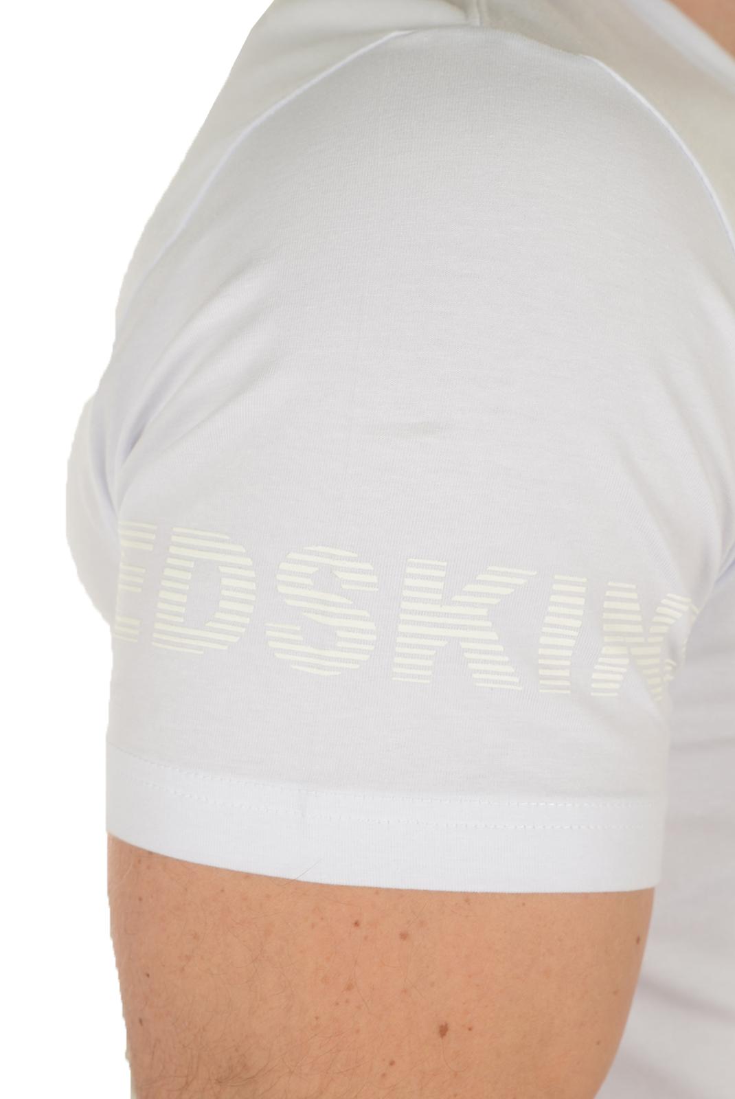 Tee-shirts  Redskins THANOS WARNER P17 WHITE